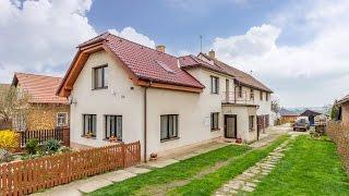 PRODÁNO – Dvougenerační dům 7+2+2xG, pozemek 1.294m<sup></noscript>2</sup> Michnovka