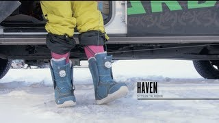 K2 Haven Snowboard Boots - Women's 2014