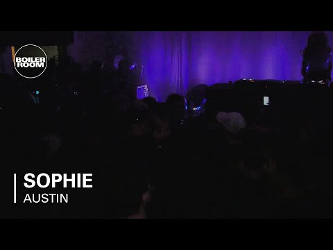 SOPHIE: Ray-Ban x Boiler Room 005