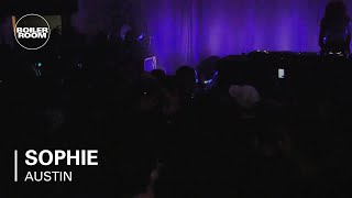 SOPHIE Ray-Ban x Boiler Room 005 | Hudson Mohawke Presents 'Chimes' DJ Set