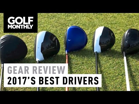 2017's Best Drivers | Golf Monthly