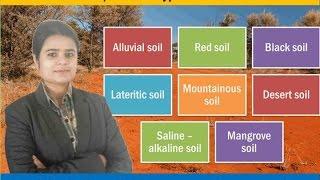 G8/P2: Soils of India & Land use pattern