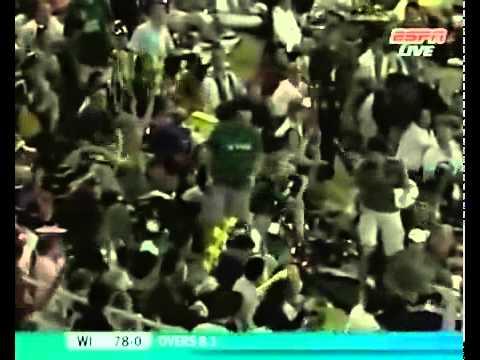 Download CHRIS GAYLE WORLD TWENTY 20 2007 CENTURY HIGH QUALITY HD Mp4 3GP Video and MP3