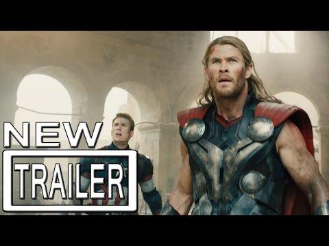 Avengers 2 Trailer Official - Avengers Age of Ultron 2015