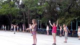 Ромашка, лето 2014 (видео №15)