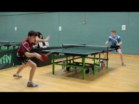 Tom Jarvis vs Luke Savill, Junior National Cup 2017