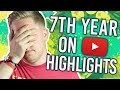 7TH YEAR ON YOUTUBE - Channel Trailer 2018