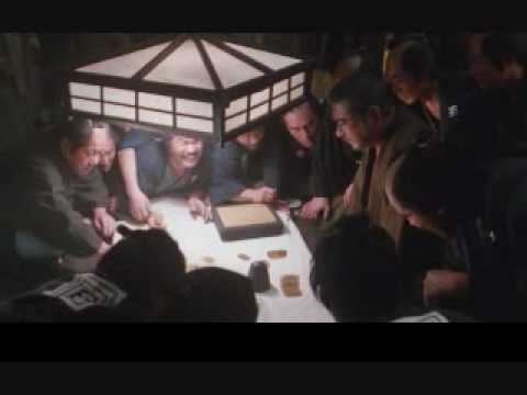 Zatoichi gambling tricks