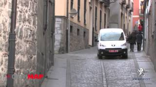 Peugeot Partner furgon 2012
