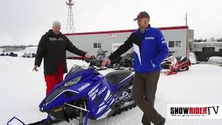 4. 2018 Yamaha Sidewinder M-TX LE 153