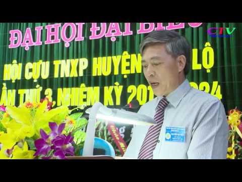 Đại hội Đại biểu Hội Cựu TNXP huyện lần thứ 3, nhiệm kì 2019- 2024
