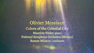 "Messiaen: ""Couleurs de la Cite Celeste"""