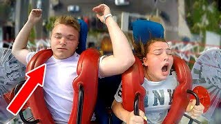 Video Boys Passing Out #1 | Funny Slingshot Ride Compilation MP3, 3GP, MP4, WEBM, AVI, FLV Mei 2019