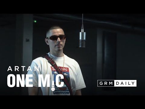 Artan – One Mic Freestyle | GRM Daily