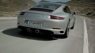 Porsche 911 - New Soundtrack On Show In Porsche Video