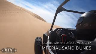 7. Polaris RZR XP Turbo S Velocity in Glamis