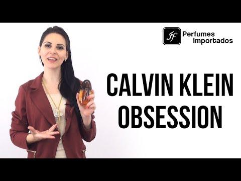 Perfume Calvin Klein Obsession Feminino - Eau de Parfum
