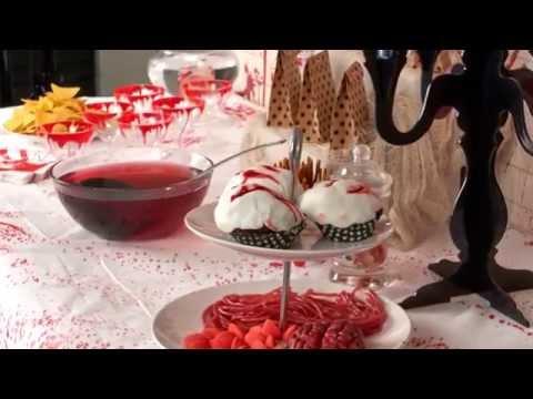 Recette Halloween : le goûter Murder Party
