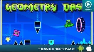 Geometry Dash Lite videosu