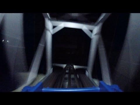 Model Train Roller Coaster POV