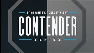Nonton Dana White S Tuesday Night Contender Series Week 6  Pre Fight Show Film Subtitle Indonesia Streaming Movie Download