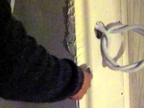 comment poser baguette d'angle placo