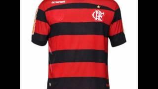 Uniformes Oficiais do Flamengo 2011/2012