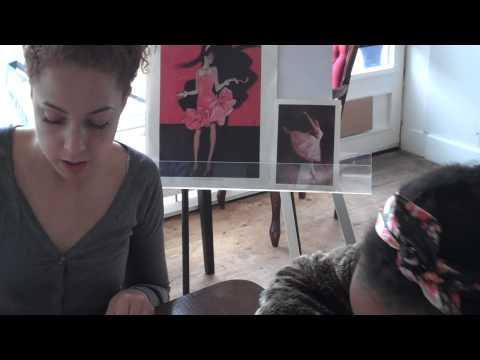 Children's art class The Gallery London