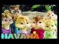 Havana Song Chipmunks Version 2017 | Kamal Raja