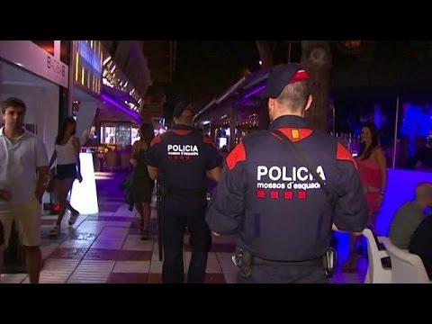 Ισπανία: Πανικοβλήθηκαν τουρίστες επειδή νόμιζαν ότι γίνεται τρομοκρατική επίθεση