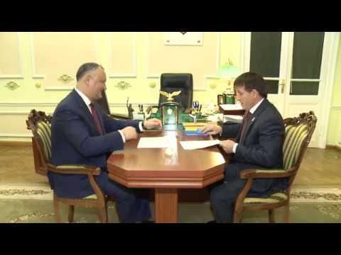 Pe parcursul anului curent, sub patronajul Președintelui Republicii Moldova vor avea loc mai multe competiții sportive