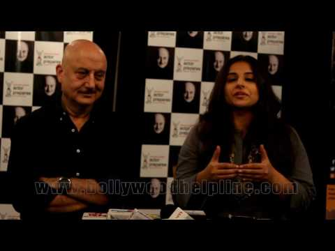 I Missed The Institute Like Actor Prepares Says Vidya Balan