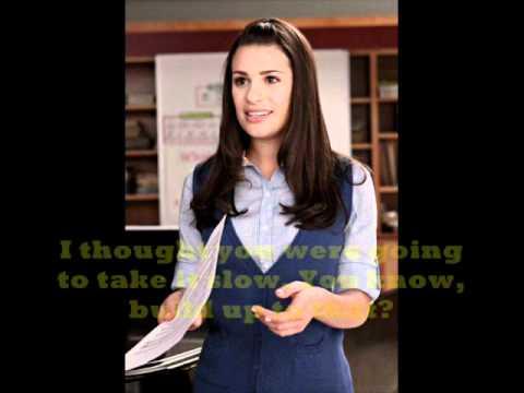 Glee Love Story (Puckleberry Fuinn)  Episode 3 Season 1 Preview (видео)