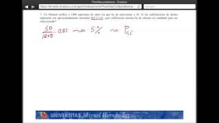 Umh2072 2013-14 Unidad 3 Descripción De Datos Y Distribuciones. Problema 7
