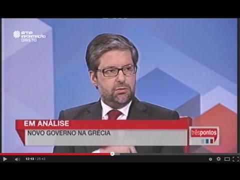 Comentários de Marco António Costa no programa