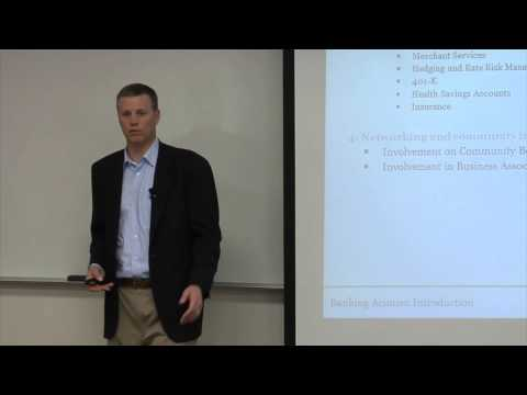 Spring 2014 Business Lectures - Richard Lambert