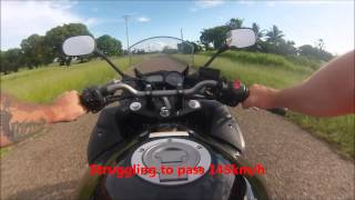 10. Yamaha FZ6R Throttle Restriction Removed