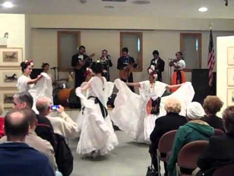Calpulli Mexican Dance Company at the Long Island Museum – I
