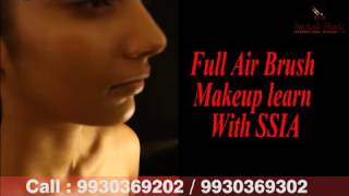 #Airbrush #makeup by #subhashshinde
