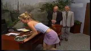 Jak Magdalena Ogórek, kandydat na prezydenta zaczynała w serialu Lokatorzy :D