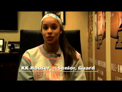 "2014 Purdue University Women's Basketball Russell Athletic ""Together We R"" Team Video"