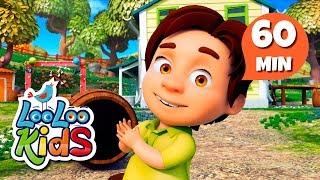 A Ram Sam Sam - Educational Songs for Children   LooLoo Kids