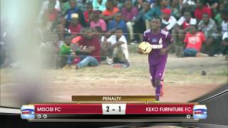 Azam TV – Penati za ajabu Misosi FC ikitinga fainali Ndondo Cup
