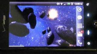 Asteroid Belt Free L Wallpaper YouTube video