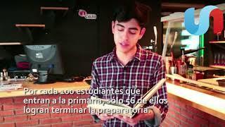 Egresados de prepa en México, malos en matemáticas y comunicación