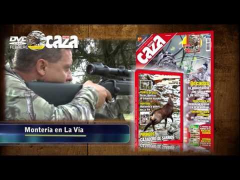 Revistas Federcaza y Caza Mayor de febrero 2015