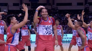 PBA South All-Stars' dance number! | PBA All-Star 2019