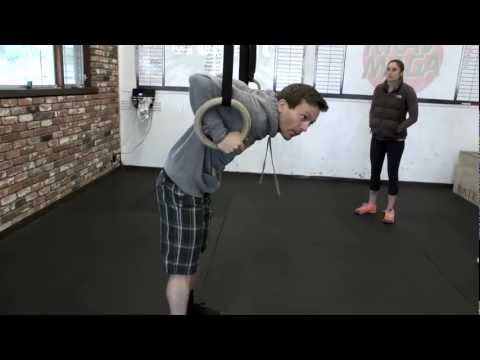 CrossFit – Getting Better at the Muscle-Up with Russell Berger