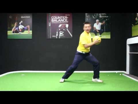 Pro Am Golf Academy 體能訓練 增加擊球爆發力