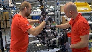 9. How Rotax Develops the 600R E-TEC Engine